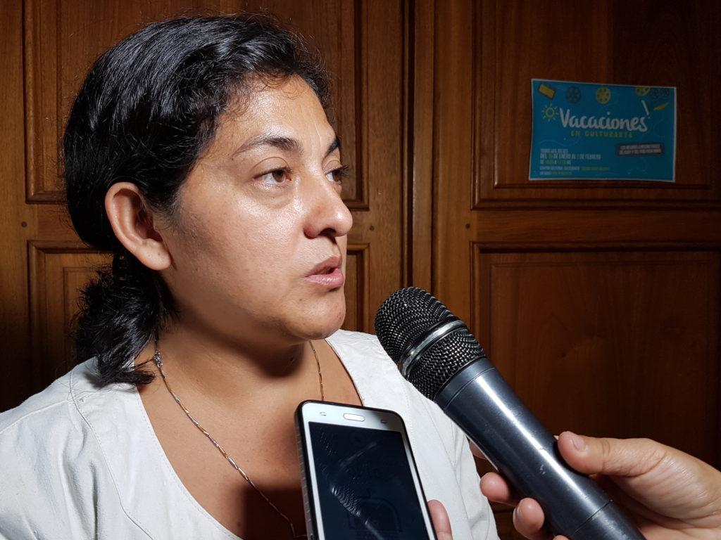 Asuncion Rodriguez - Finalizacion del Ciclo Vacaciones en Culturarte