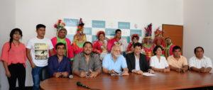Autoridadades de la Provincia y de las Yungas