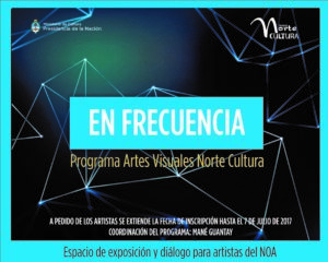 En Frecuencia Artes Visuales