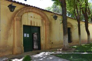 Casa del Marqués de Yavi, fachada.