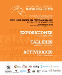 Festival de la Luz - Flyer 01 - General - 18-7