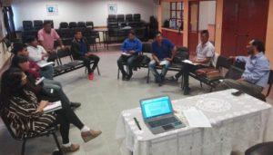 El Consejo provincial de Cultura con la modalidad de reuniones regionales esta vez con región Puna