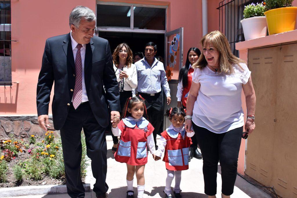 Volcán: Continúa el fortalecimiento de los centros de desarrollo infantil